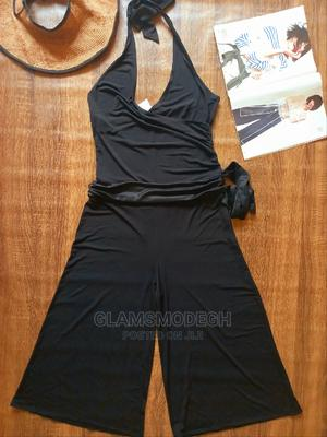 Size 14 Preloved Three Quater Jumpsuit | Clothing for sale in Greater Accra, Tema Metropolitan