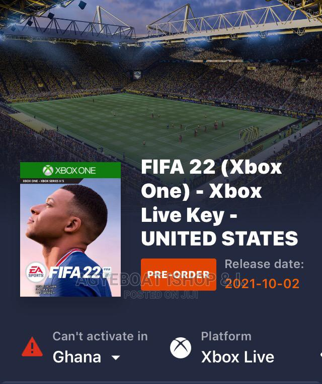 Fifa22 Pre-Order Now