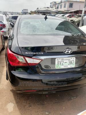 Hyundai Sonata 2012 Black   Cars for sale in Greater Accra, Ga West Municipal
