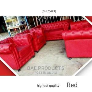 Leather Sofa Set   Furniture for sale in Ashanti, Kumasi Metropolitan