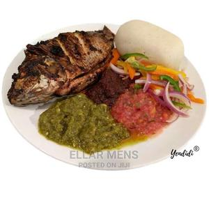 Banku and Tilapia at Your Door Step | Party, Catering & Event Services for sale in Greater Accra, Achimota