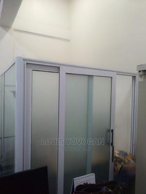 Office Separation With Frosted Glass | Windows for sale in Greater Accra, East Legon
