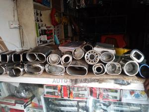 All Types of Exhaust Pipes | Vehicle Parts & Accessories for sale in Greater Accra, Abossey Okai
