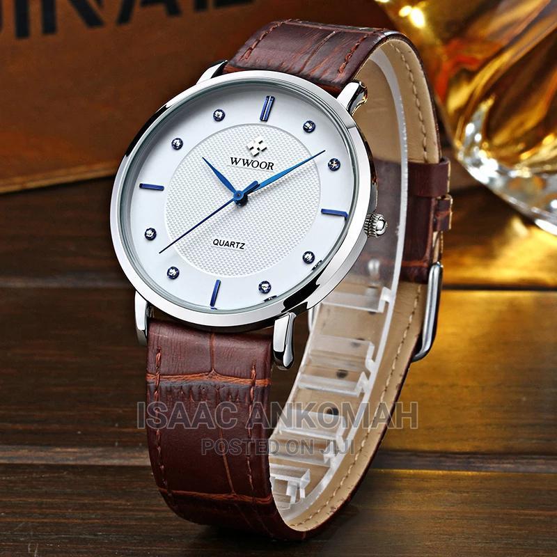WWOOR Classical Watch