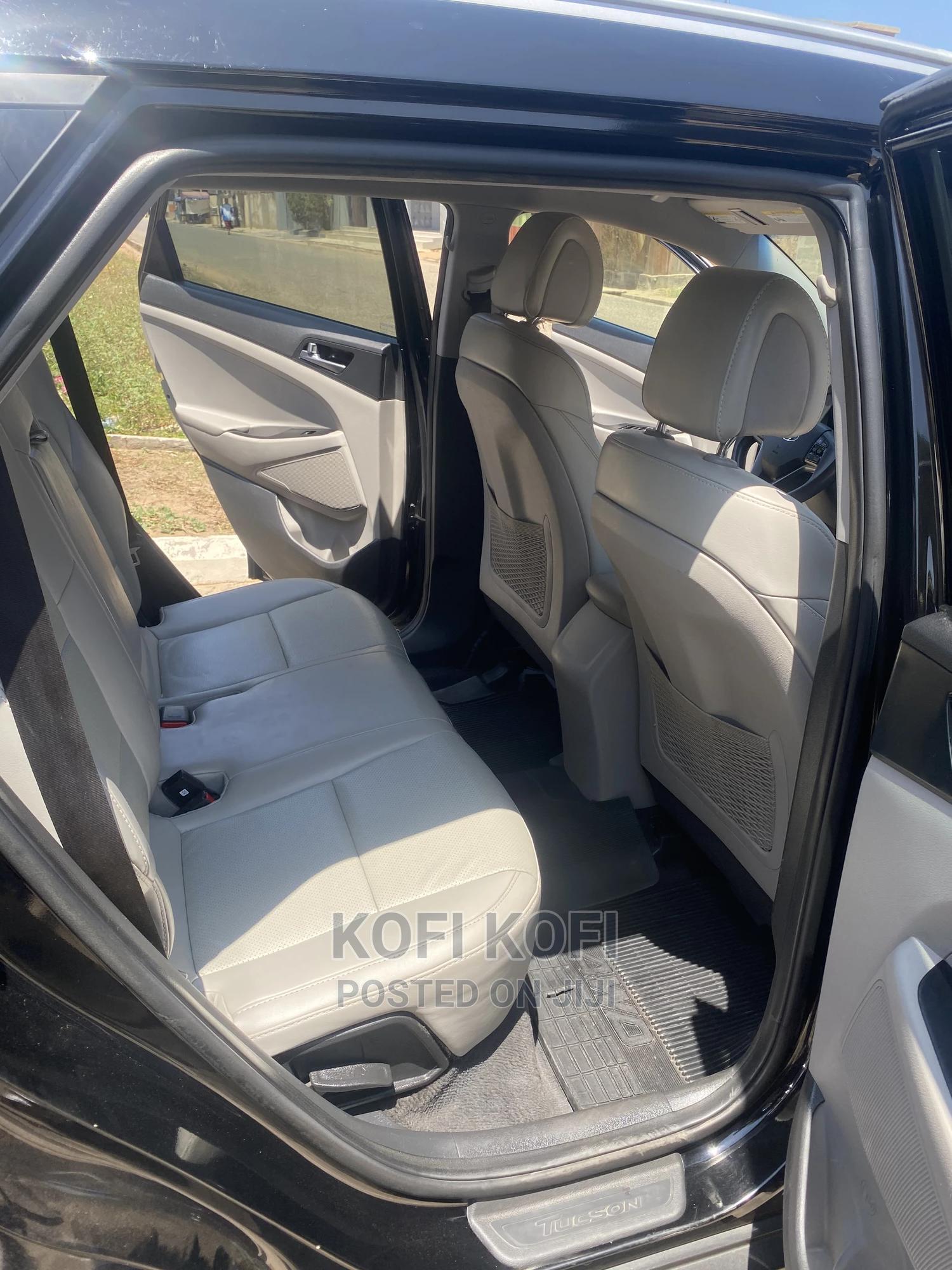 Hyundai Tucson 2016 Eco AWD Black | Cars for sale in Nungua, Greater Accra, Ghana