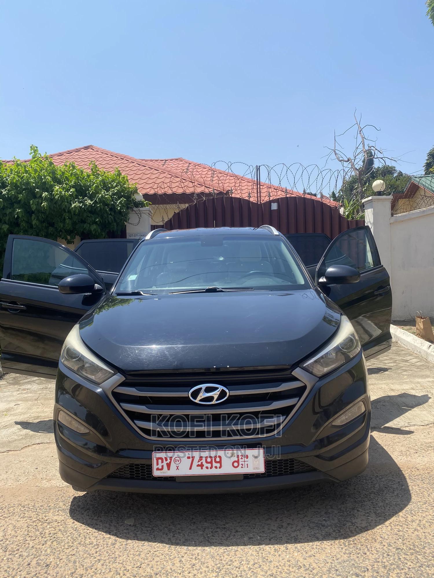 Hyundai Tucson 2016 Eco AWD Black