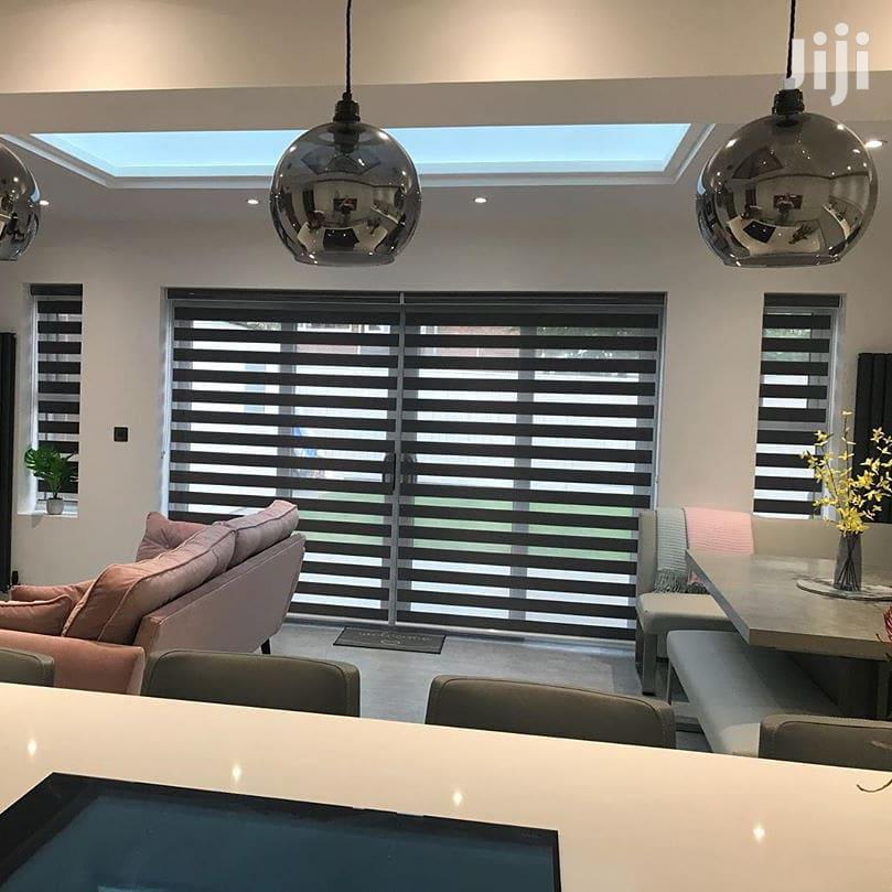 Banks, Churches,Homes, Hotel and Office Blinds Curtains