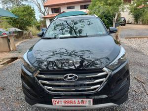 Hyundai Tucson 2017 Eco AWD Black | Cars for sale in Greater Accra, Accra Metropolitan