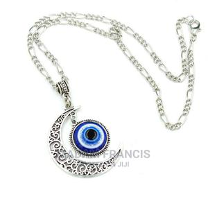 Turkey Blue Eyes Necklace | Jewelry for sale in Greater Accra, Taifa-Burkina