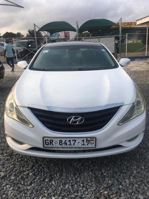 Hyundai Sonata 2012 White | Cars for sale in Greater Accra, Accra Metropolitan