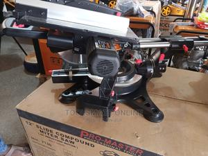 """12"""" Promaster Compound Mitre Saw 