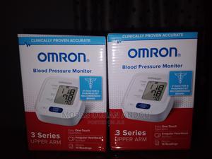 Blood Pressure Machine Bp Monitor Sphygmomanometer Omron M3   Medical Supplies & Equipment for sale in Central Region, Cape Coast Metropolitan