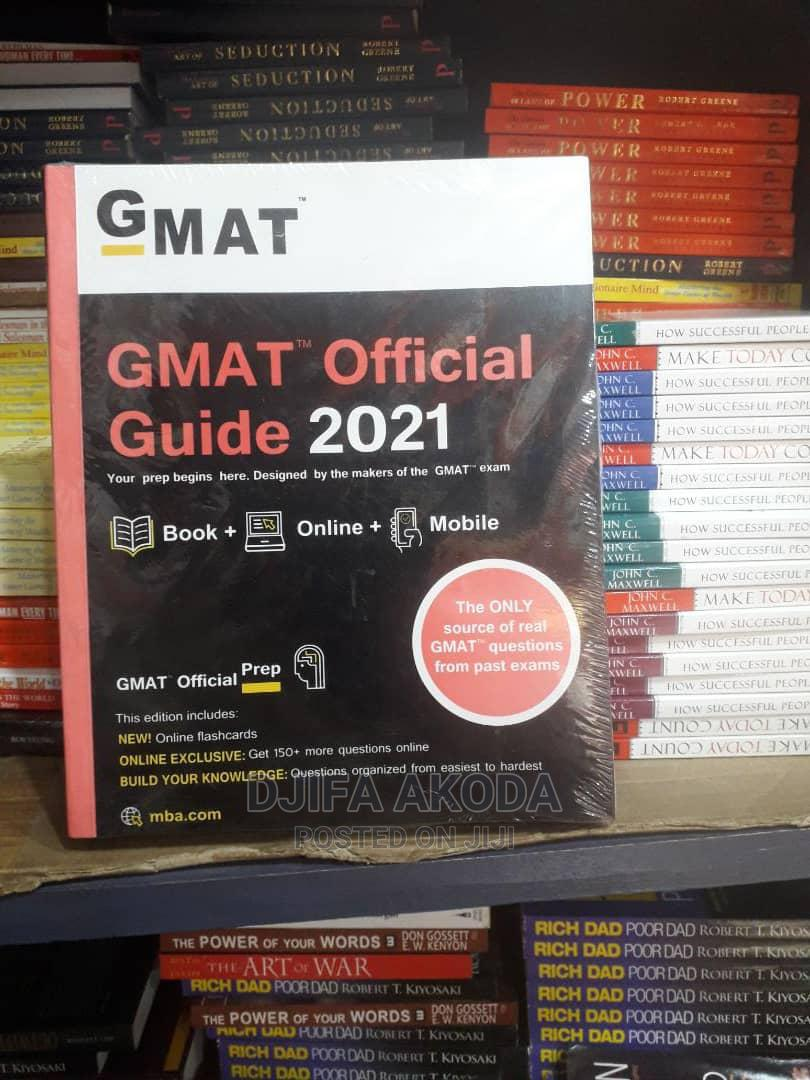 The Latest Gmat Official Guide