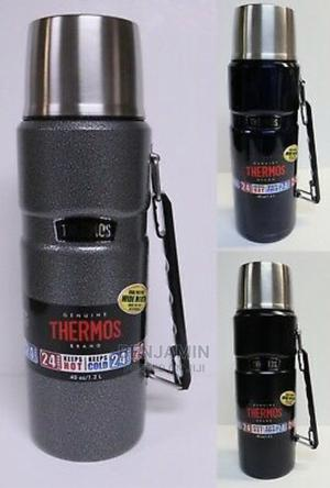 Thermos 40oz Wide Mouth Vacuum Insulated Bottle.   Camping Gear for sale in Greater Accra, Tema Metropolitan