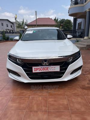 Honda Accord 2018 Sport 2.0T White   Cars for sale in Greater Accra, Abelemkpe