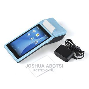 Android Handheld POS Device With Printer | Store Equipment for sale in Greater Accra, Achimota