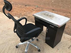 Computer Desk With Chair | Furniture for sale in Greater Accra, Adabraka