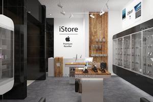 Phone Shops Interior Design N Branding | Manufacturing Services for sale in Greater Accra, Nii Boi Town