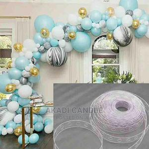 Balloon Chain Garland Chain | Home Accessories for sale in Greater Accra, Alajo