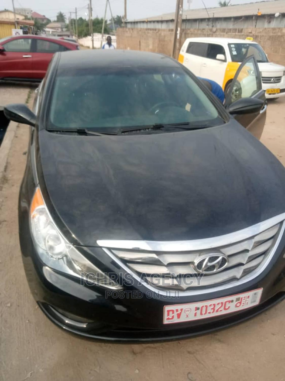 Hyundai Sonata 2011 Black | Cars for sale in Odorkor, Greater Accra, Ghana