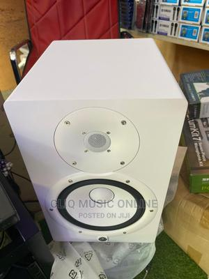 Yamaha HS8 W 8-Inch Powered Studio Monitors WHITE   Audio & Music Equipment for sale in Greater Accra, Accra Metropolitan