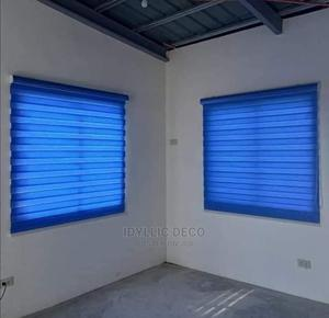 Purely Blue Blinds Curtains | Home Accessories for sale in Greater Accra, Ashomang Estate