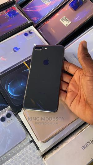 Apple iPhone 8 Plus 256 GB Black   Mobile Phones for sale in Ashanti, Kumasi Metropolitan