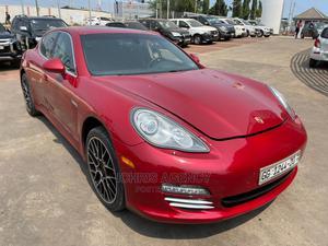 Porsche Panamera 2013 Turbo S Red | Cars for sale in Greater Accra, Accra Metropolitan