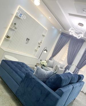 Sewn Installed Curtains   Home Accessories for sale in Greater Accra