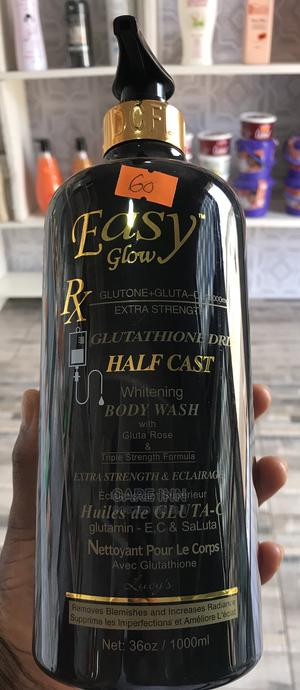 Easy Glow Halfcast Whitening Body Wash | Skin Care for sale in Greater Accra, Labone