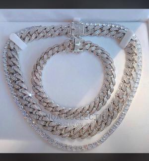 A Set of Original Necklace and It Bracelet | Jewelry for sale in Greater Accra, Dansoman