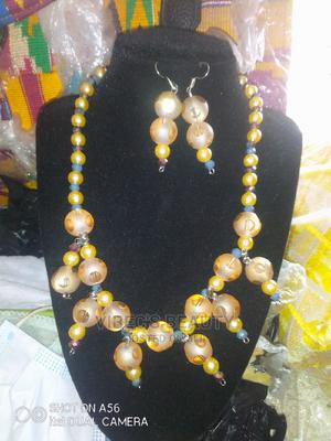 Beaded Necklace ( Free Delivery Nationwide) | Jewelry for sale in Ashanti, Kumasi Metropolitan