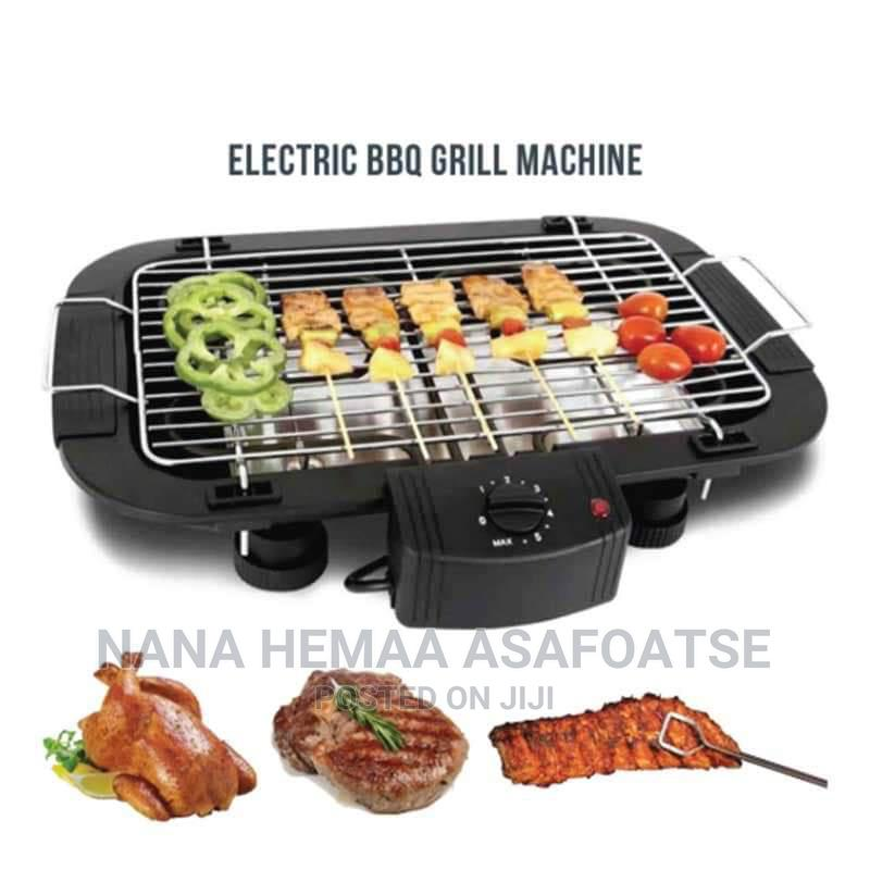 Electric BBQ Griller