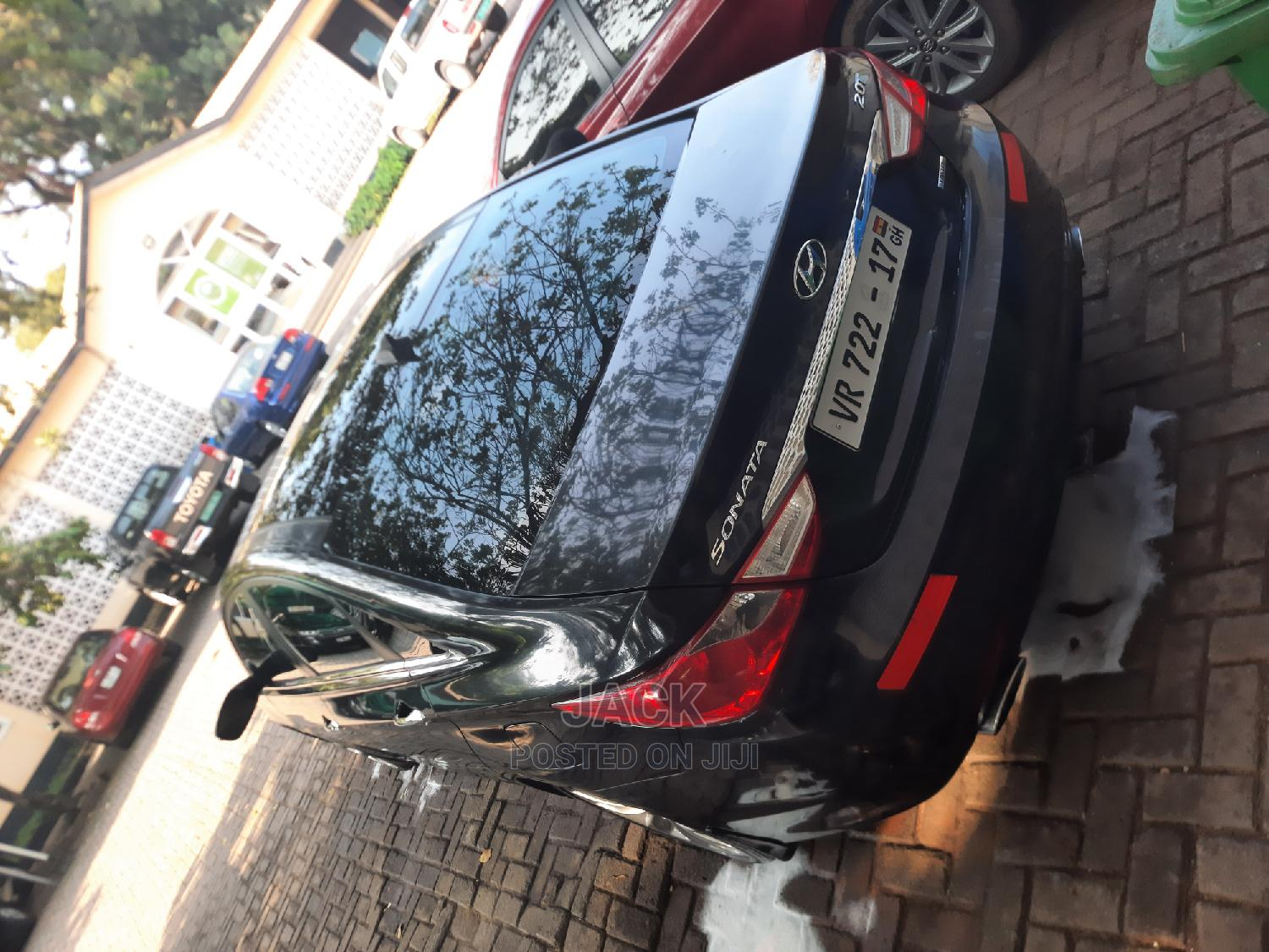 Hyundai Sonata 2012 Black | Cars for sale in Cantonments, Greater Accra, Ghana