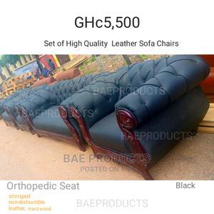 Set of Leather Sofa at Cool Price   Furniture for sale in Ashanti, Kumasi Metropolitan