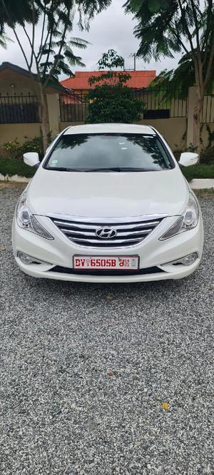 Hyundai Sonata 2013 White | Cars for sale in Greater Accra, Tesano