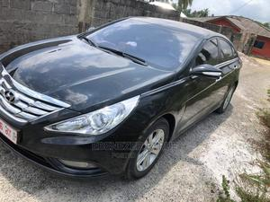 Hyundai Sonata 2010 Matt Black | Cars for sale in Western Region, Nzema East Prestea-Huni Valley