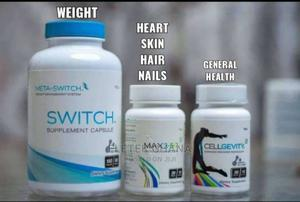 Cellgevity +Max Meta Switch | Vitamins & Supplements for sale in Greater Accra, East Legon