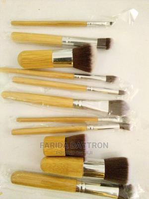 11 Pieces Make Up Brushes | Makeup for sale in Greater Accra, Burma Camp