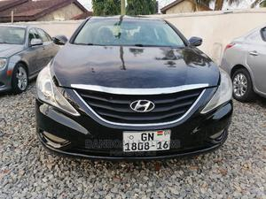Hyundai Sonata 2013 Black | Cars for sale in Greater Accra, Abelemkpe