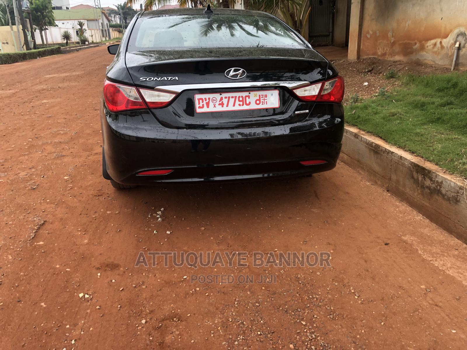 Hyundai Sonata 2012 Black   Cars for sale in Ga West Municipal, Greater Accra, Ghana