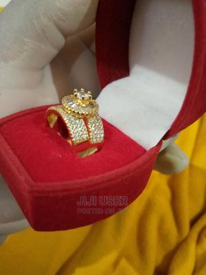 Gold Ring Set | Jewelry for sale in Greater Accra, Dansoman