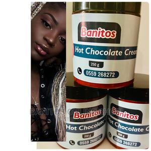 Banitos Hot Chocolate Cream   Skin Care for sale in Greater Accra, East Legon