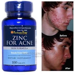 Puritan's Pride Puritans Pride Zinc for Acne   Skin Care for sale in Greater Accra, East Legon