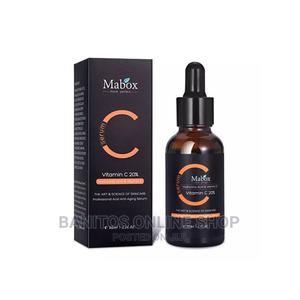 Mabox Vitamin C Serum With Hyaluronic Acid Vitamin E   Skin Care for sale in Greater Accra, East Legon