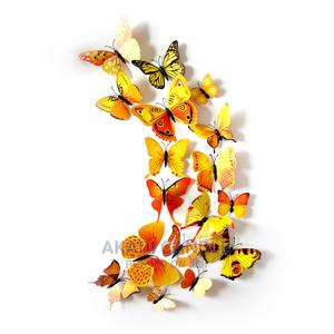 Yellow Butterfly 12pcs | Home Accessories for sale in Greater Accra, Alajo