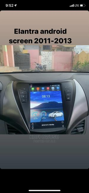 Elantra Andriod Tesla Type | Vehicle Parts & Accessories for sale in Greater Accra, Abossey Okai