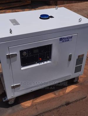 Perkins 10kva Silent Diesel Generator | Electrical Equipment for sale in Greater Accra, Tema Metropolitan