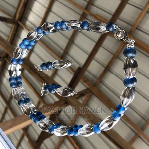 Simple Necklace With Earrings | Jewelry for sale in Greater Accra, Madina