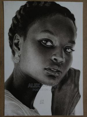 Graphite and Charcoal Portraits   Arts & Crafts for sale in Central Region, Awutu Senya East Municipal